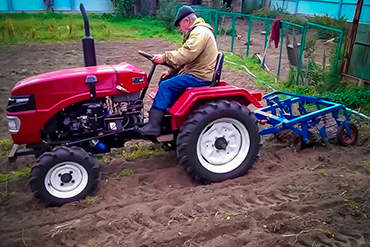 Мини-трактор «Булат 254»
