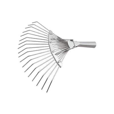 Веерные грабли без черенка 20 зубьев СИБРТЕХ