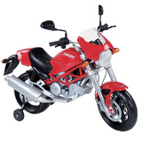 Электроцикл Ducati Monster